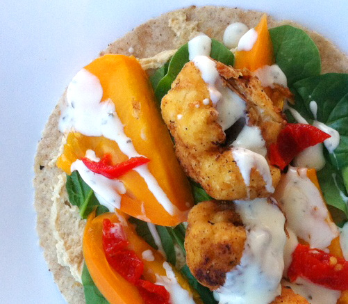 Minnesota State Fair Inspired Fried Cauliflower Tacos Diet For A Tiny House