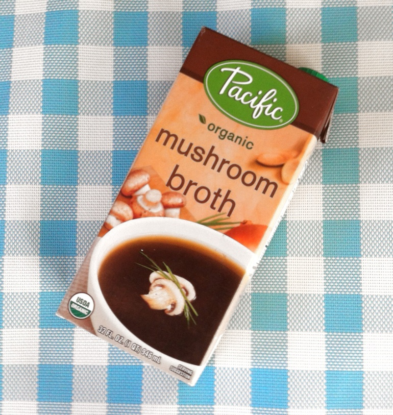 Pacific Natural Foods Mushroom Broth